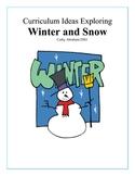 Winter curriculum ideas