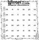Winter fun with Rapid Readers