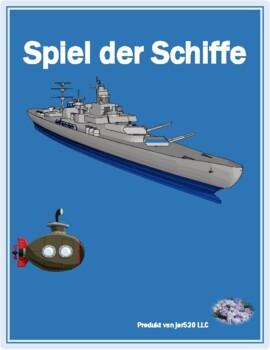 Winter in German Battleship game