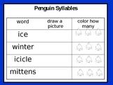Winter in Kindergarten