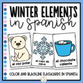 Winter in Spanish Flashcards - El Invierno
