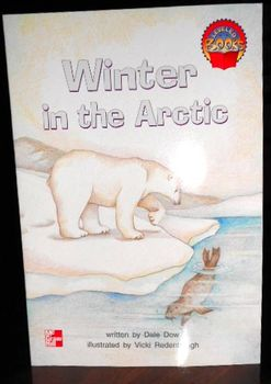 Winter in the Arctic 3rd Grade Leveled Reading Book (Anima