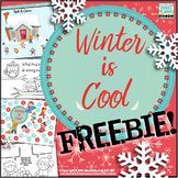 Winter is Cool {open ended Freebie!}