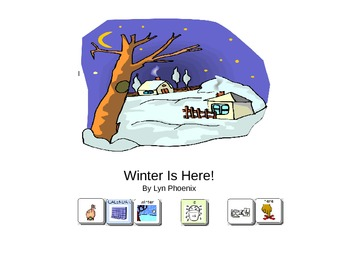 Winter is Here! book