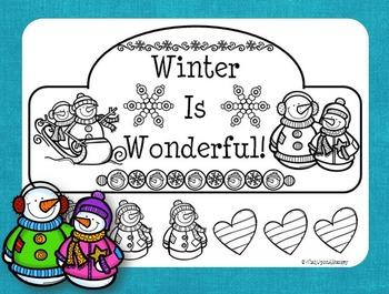 Winter is Wonderful! Crown