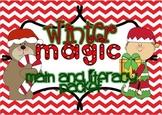 Winter magic - math and literacy packet