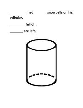 Winter math word problems