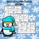 Winter mix of suffixes and prefixes