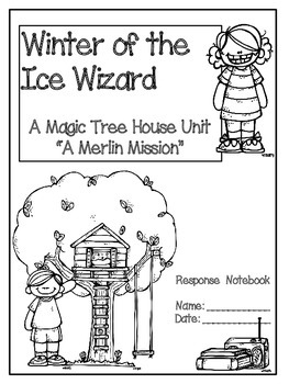 Winter of the Ice Wizard: A Magic Tree House Series (25 Pages)