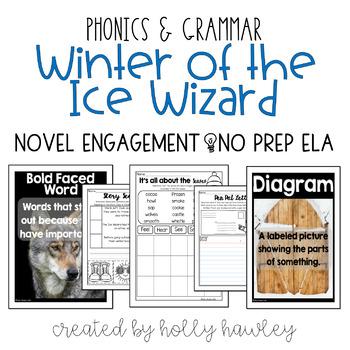 Winter of the Ice Wizard NO PREP (ELA)