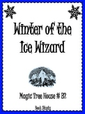 Winter of the Ice Wizard Unit: Comprehension, Vocab, Sequencing, and More!