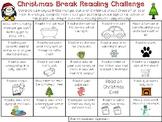 Winter or Christmas Break Reading Challenge