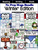 Winter or December No Prep Mega Pack