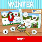 Winter sorting