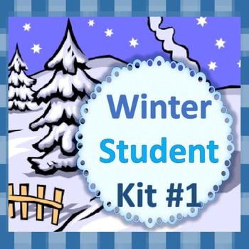 Winter student kit #1