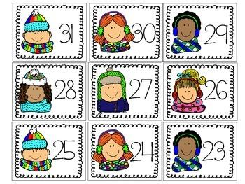 Winter Balanced Literacy Activity Pack