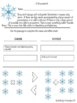 Winter Themed Printables for Math and Non-Fiction Reading