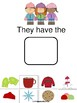 Winter themes pronoun has/have activity