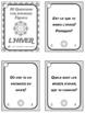 Winter vocabulary - 30 ESL - ELL Winter speaking prompt cards