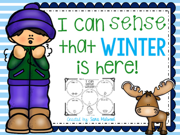 Winter with The Five Senses