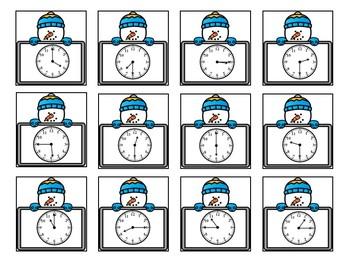 Winter-y Math Practice Activities