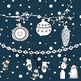 Winter/Christmas Decorations - Clipart