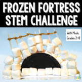 Winter_Christmas STEM Challenge: Frozen Fortress