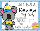 Winterful Math Review!