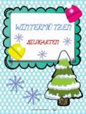 Wintermützen - Bildkarten