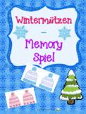 Wintermützen  - Memory Spiel