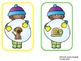 Wintertastic Fun Math and Literacy Centers