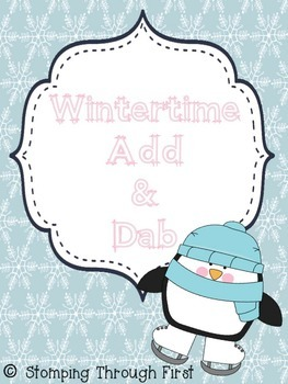 Wintertime Add & Dab