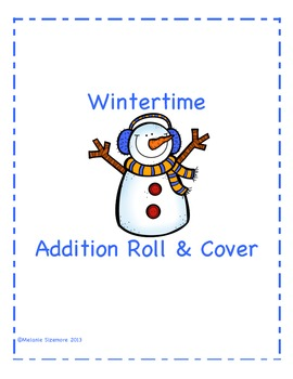 Wintertime Addition Roll and Cover