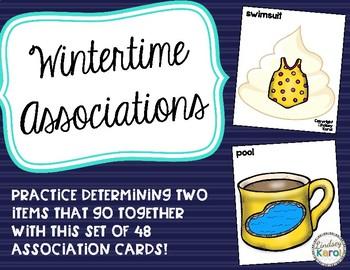 Wintertime Associations