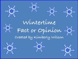 Wintertime Fact or Opinion