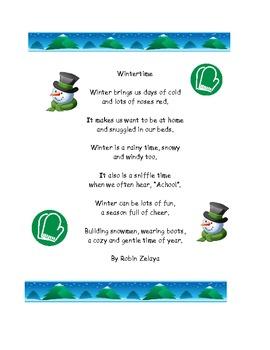 Wintertime Poem