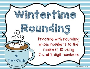 Wintertime Rounding to the Nearest 10