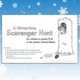 Wintertime Scavenger Hunt