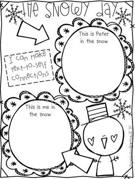 Winter math and literacy unit