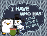 Wintry Long Vowel Game Bundle