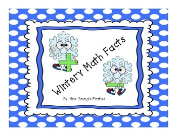 Wintery Math Facts
