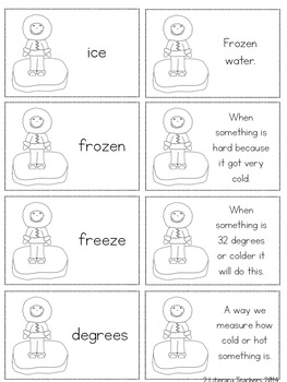 Wintery Wonderland: CCSS Aligned Leveled Reading Passages and Activities *BUNDLE