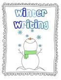 Wintery Wonderland Writing