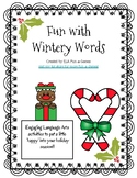 Kiddies It's Cold Outside - 5 new activities