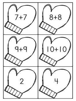 Wintry Mix of Math Fun!