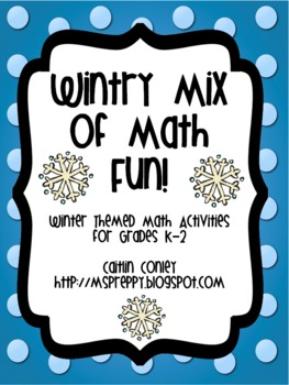 Wintry Mix of Math Fun!
