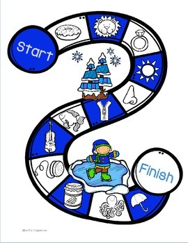 Wintry Phonics Fun!