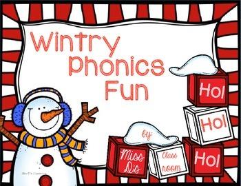 Wintry Phonics Fun!