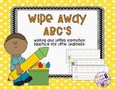 Wipe Away ABC's - FULL YEAR SET