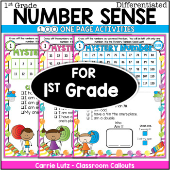 Wipe Off Numeracy Station Activities
